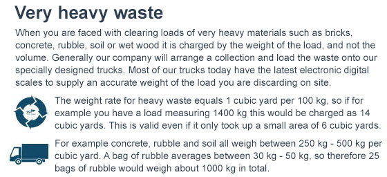 hammersmith best prices for waste disposal